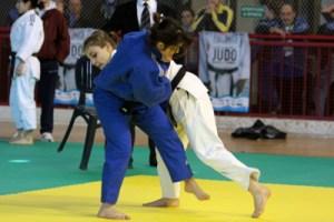 Odette Giuffrida, Judo,