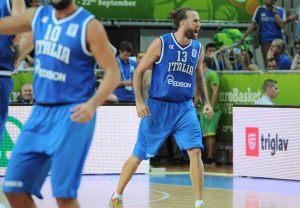 Eurobasket 2013: Gigi Datome ha cominciato subito alla grande questo Europeo