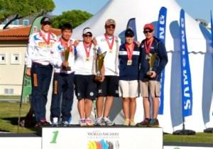 Pagni e Toniolo sul podio dei Mondiali di Arco a Belek