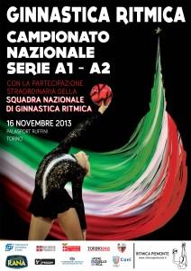 Terza prova Campionato Italiano Ginnastica Ritmica