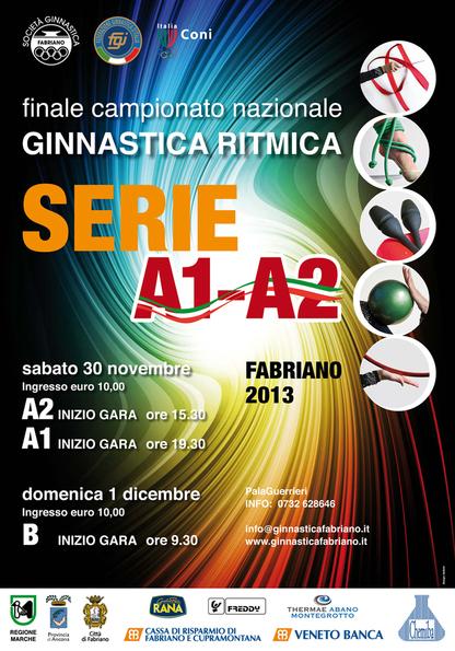 Campionato Italiano Ginnastica Ritmica