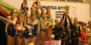 Campionato Italiano Ginnastica Ritmica, Desio, Abruzzo, Torino