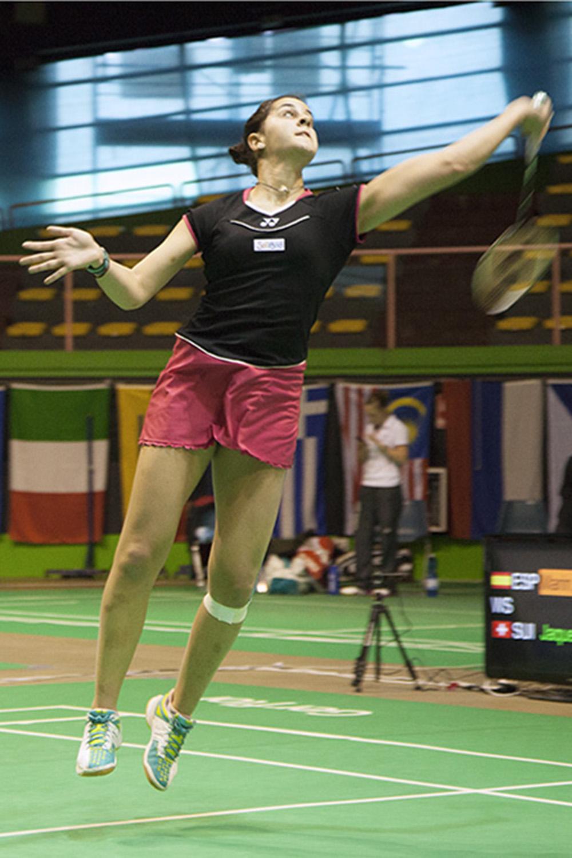 Italian International, Badminton,