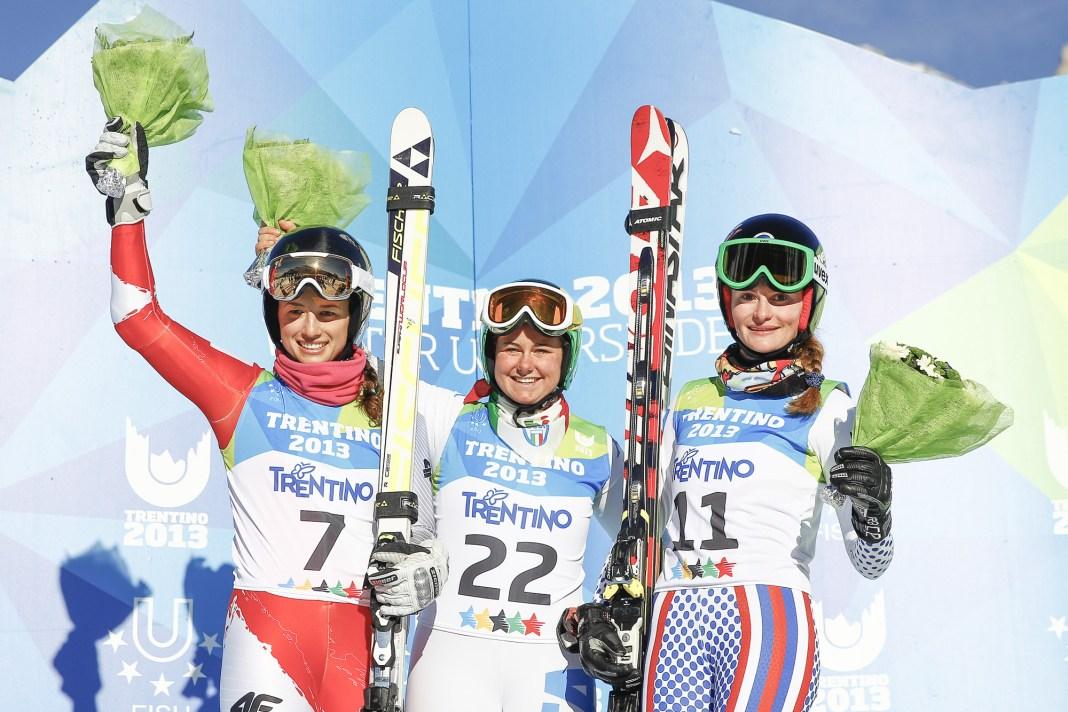 Winter Universiade, Universiadi, Winter Universiade 2013, SuperG Femminile