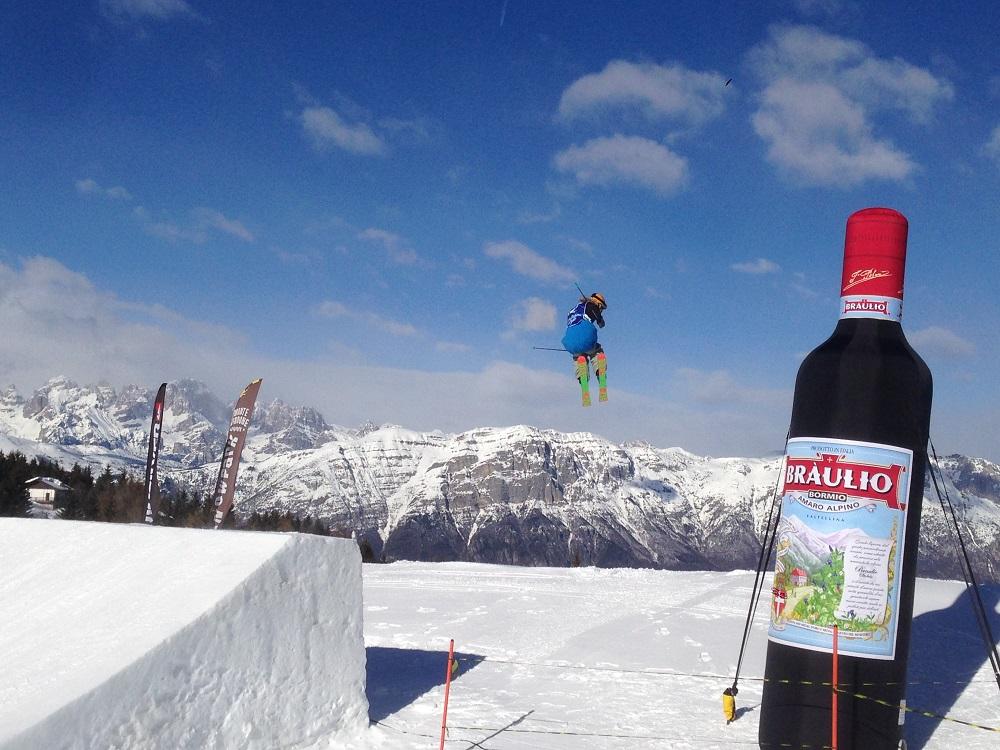Bràulio Vertical Tour 2014, Monte Bondone, Slopestye
