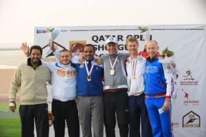 Di Spigno, Qatar Open, Double Trap