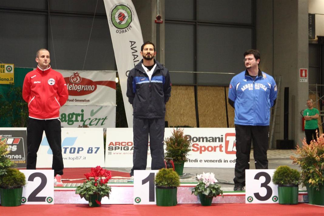 Tiro con l'Arco, Campionati Italiani Tiro con l'Arco