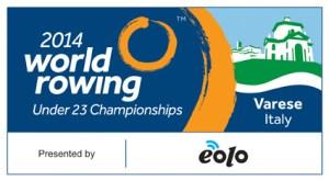 Logo Mondiali Canottaggio U23
