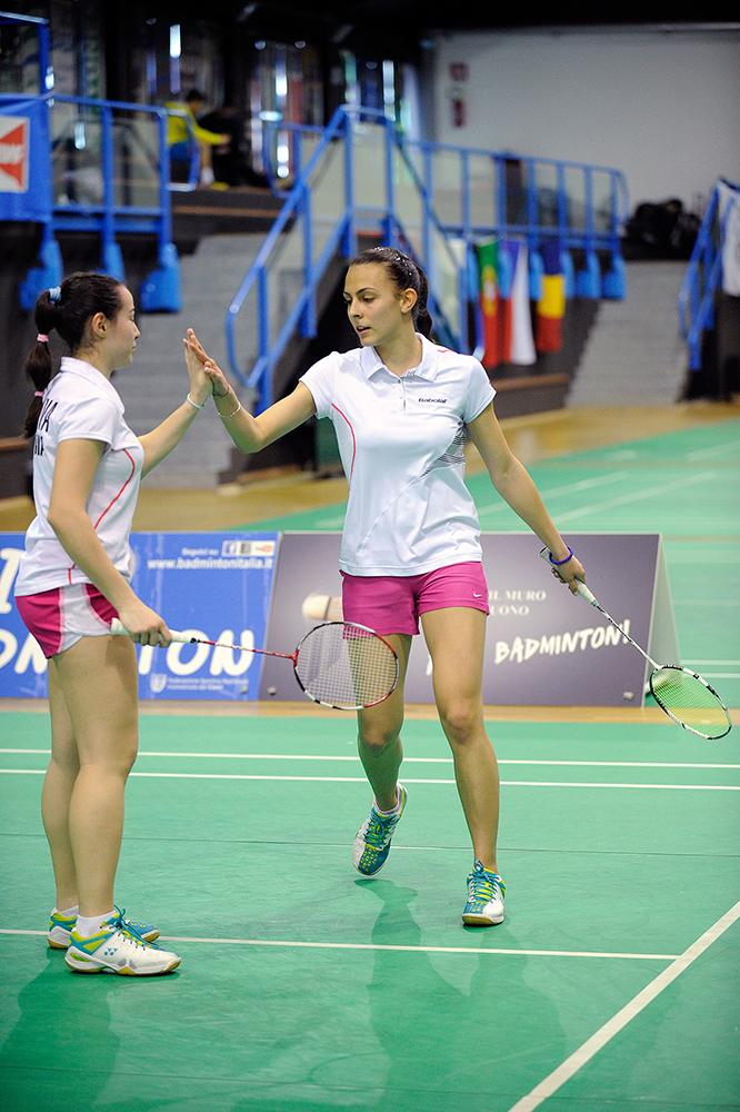 IV Italian Junior International di Badminton nel segno della Spagna