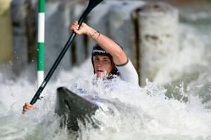 Stefanie Horn, Canoa Slalom, Mondiali Perinth