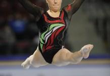 Vanessa Ferrari, campionati Europei Ginnastica Artistica femminile