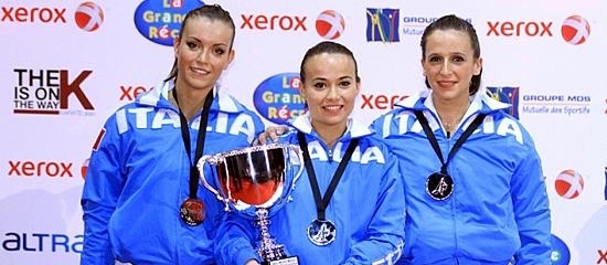 Karate – Azzurri, i più forti d' Europa!