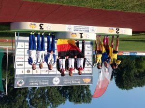 Italia bronzo agli Europei Senior a squadre di Pentathlon
