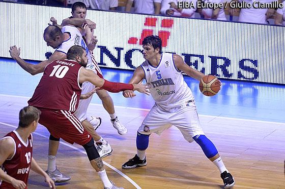 Eurobasket 2015, Alessandro Gentile