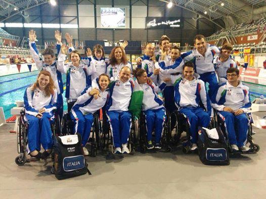 Europei di nuoto Paralimpico, Morlacchi e Trimi guidano Grand'Italia