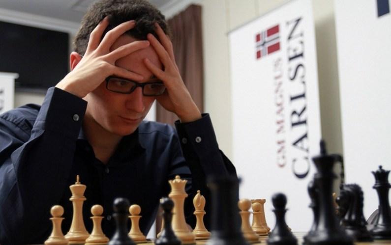 Grand Prix FIDE Tashkent, Caruana al bivio