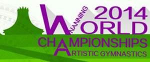 Mondiali ginnastica artistica 2014