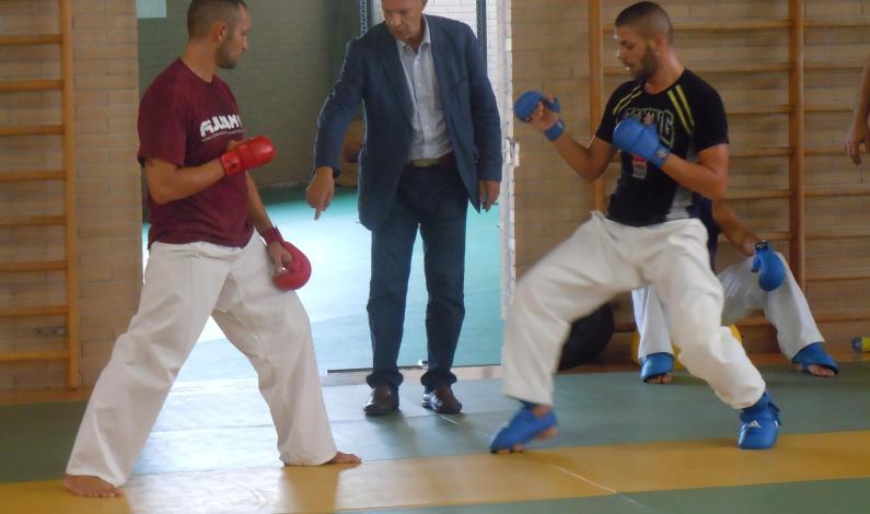 Karate 1 Premier League, gli azzurri per Hanau