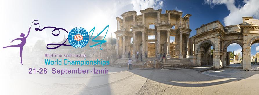 mondiali 2014 ginnastica ritmica izmir