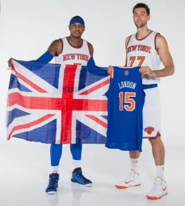 NBA Global Games London 2015