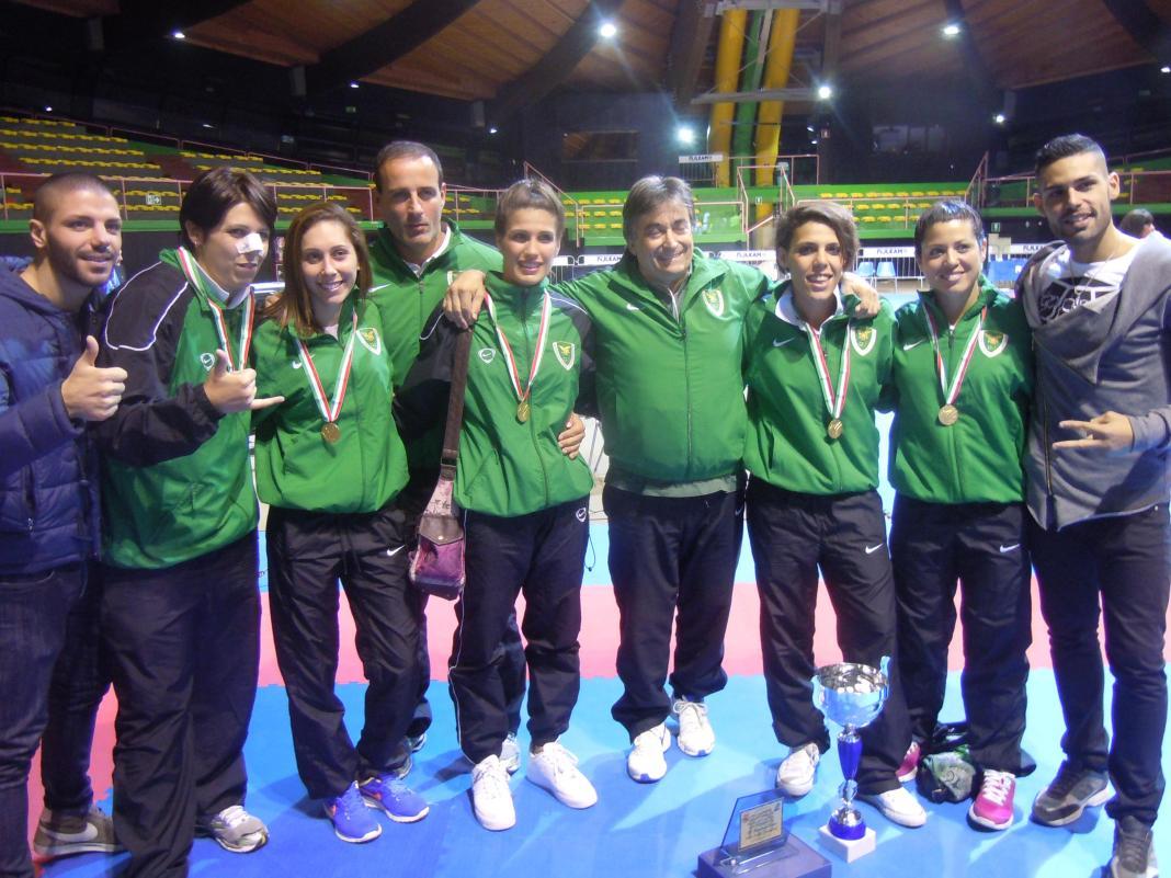 Campionato Italiano a squadre karate