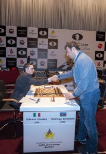 Grand Prix FIDE Baku, Fabiano Caruana