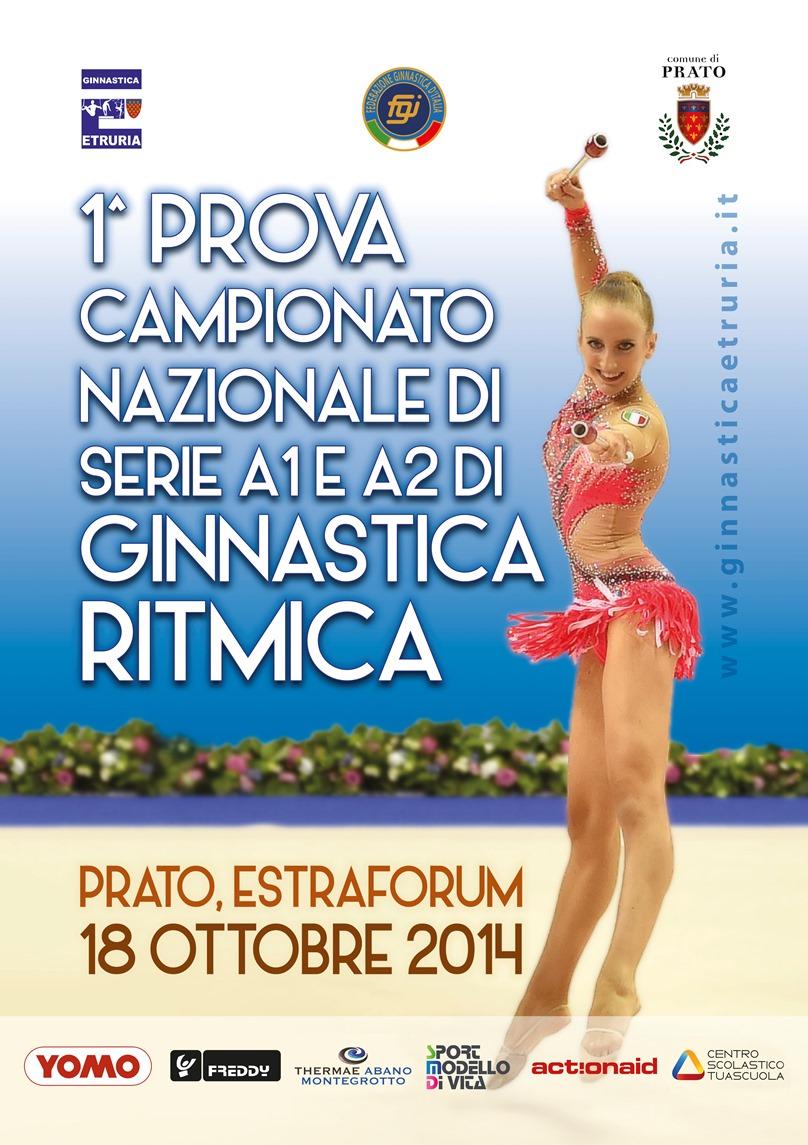 Campionato Italiano Ginnastiac Ritmica 2014
