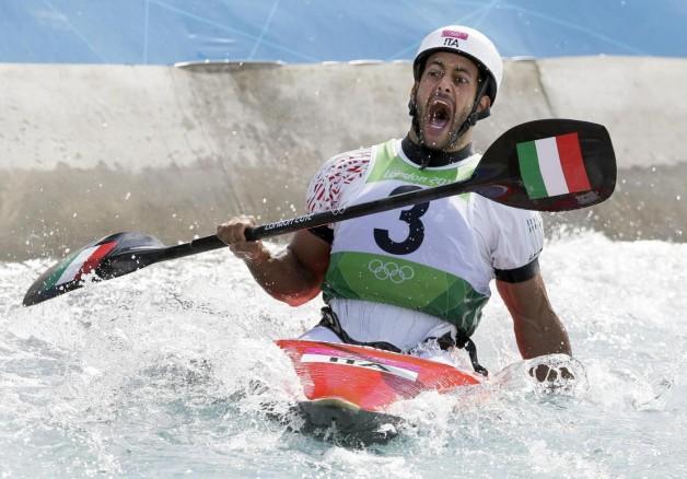 Australian Open di canoa slalom, il ritorno di Molmenti