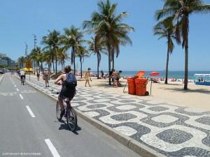 Ciclismo copacabana