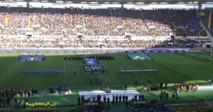 Italia Irlanda 6 Nazioni 2015, il momento degli inni