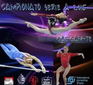Campionato italiano ginnastica artistica Milano
