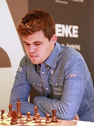 Grenke Classic, Carlsen, Caruana