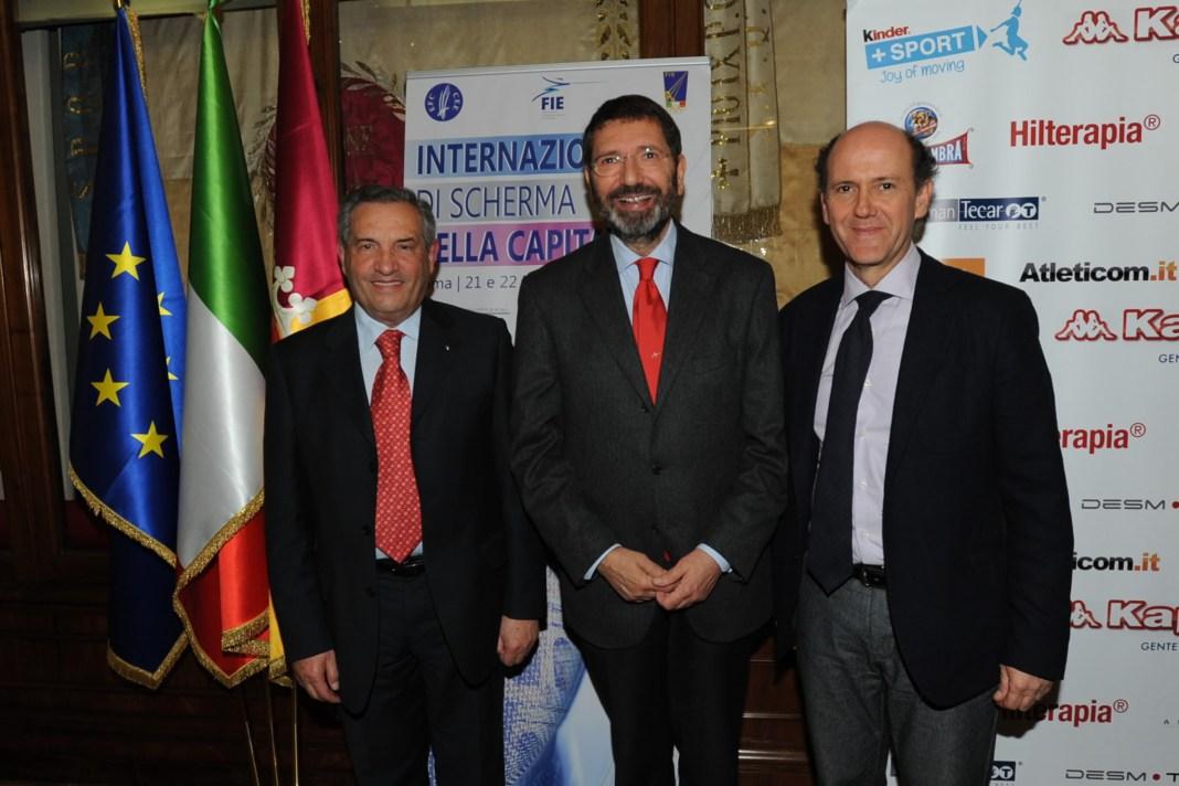 Internazionali di Scherma della Capitale, Trofeo Città di Roma