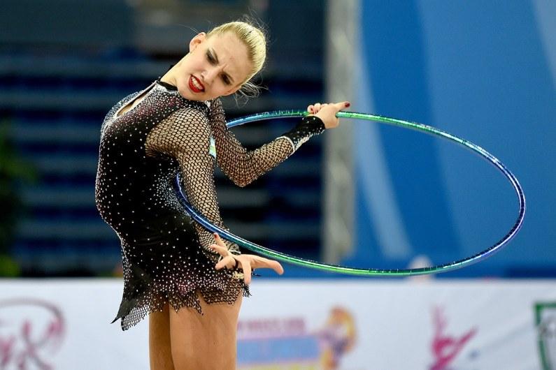 World Cup Ritmica 2015 a Pesaro: Russia in luce nella 1^ giornata