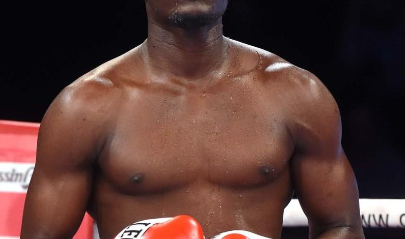 A Roma grande boxe con Mouhamed Ali Ndiaye e Andrea Manco