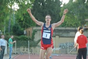Auro Franceschini, Tricolori assoluti 2015 pentathlon