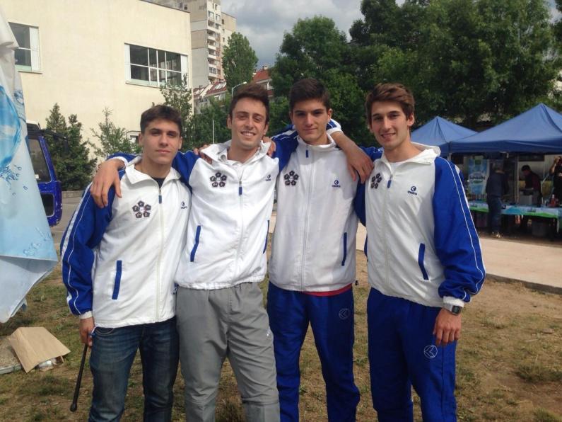Europei Juniores Pentathlon, vince Stasiak