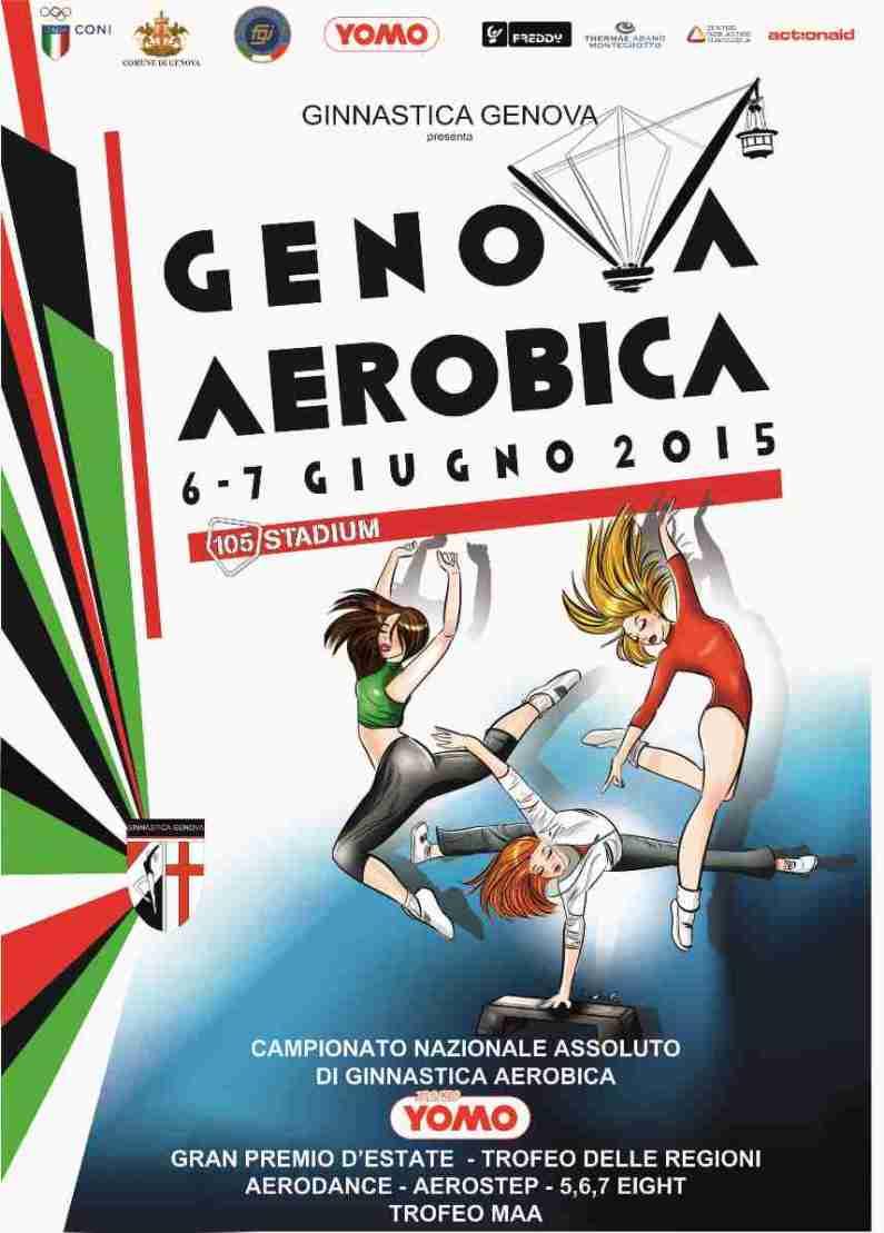 Tricolori di Aerobica, conferme per Pentassuglia e Castolfi