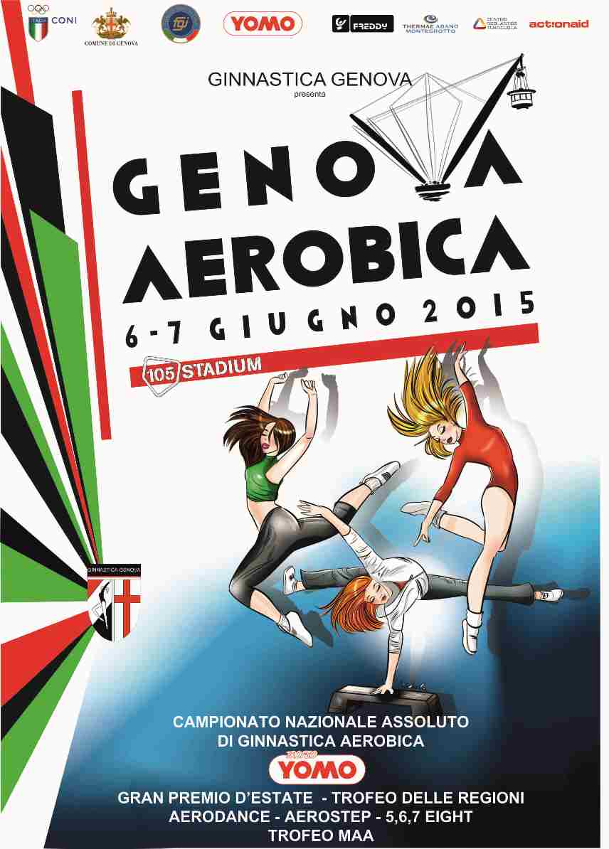 Trofeo Yomo Ginnastica Aerobica