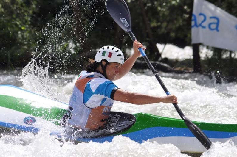 Un argento e un bronzo ai Mondiali canoa discesa 2016