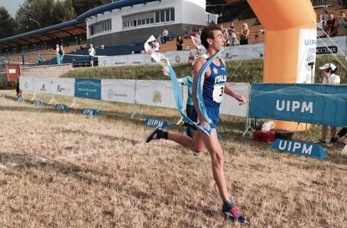 Campionato del Mondo Pentathlon 2015, De Luca