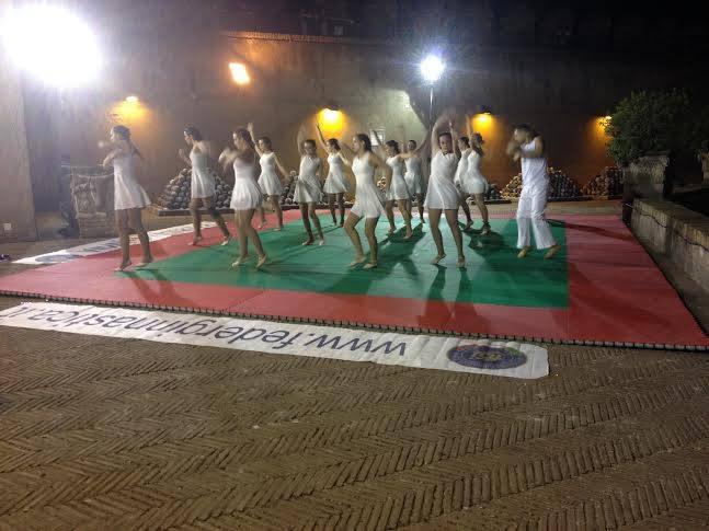 Notti di Sport a Castel Sant'Angelo, Notti d'Estate