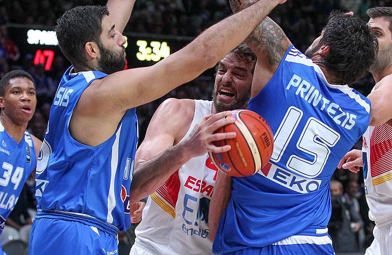 Eurobasket 2015, Pau Gasol