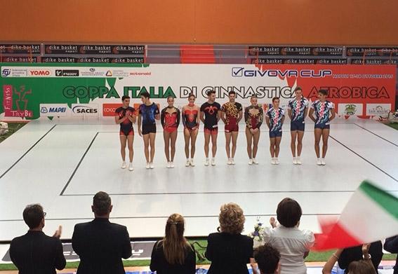 Coppa Italia Ginnastica Aerobica