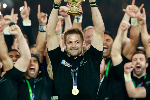 All blacks, RWC 2015