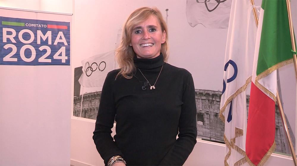Diana Bianchedi, Roma 2024