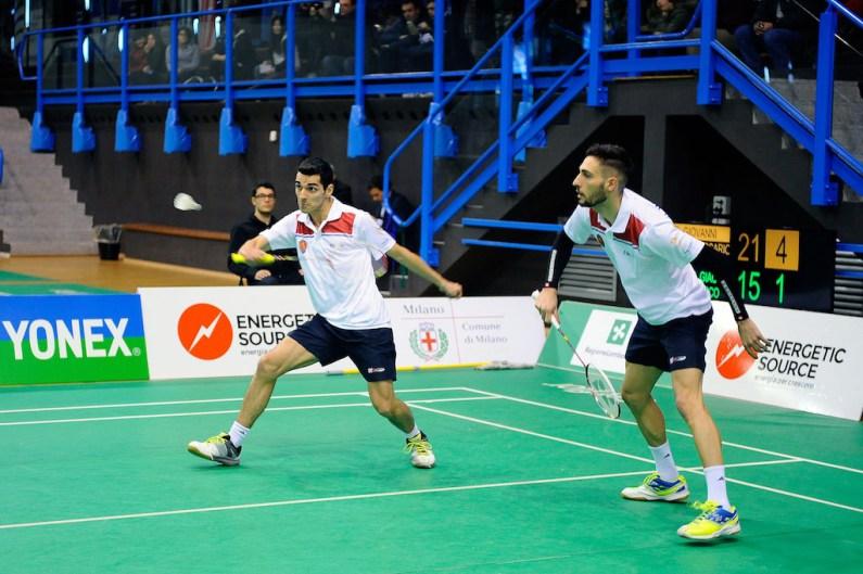 Domani al via i 40^ Campionati Assoluti Badminton Yonex