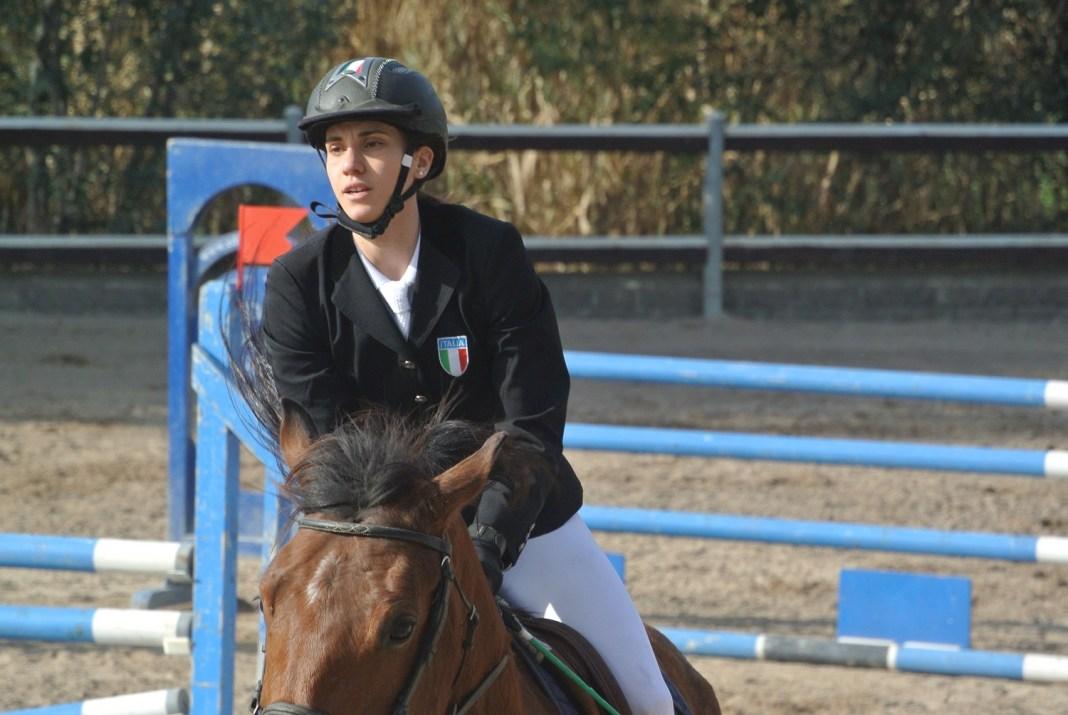 Alice Sotero, Tricolori Pentathlon donne