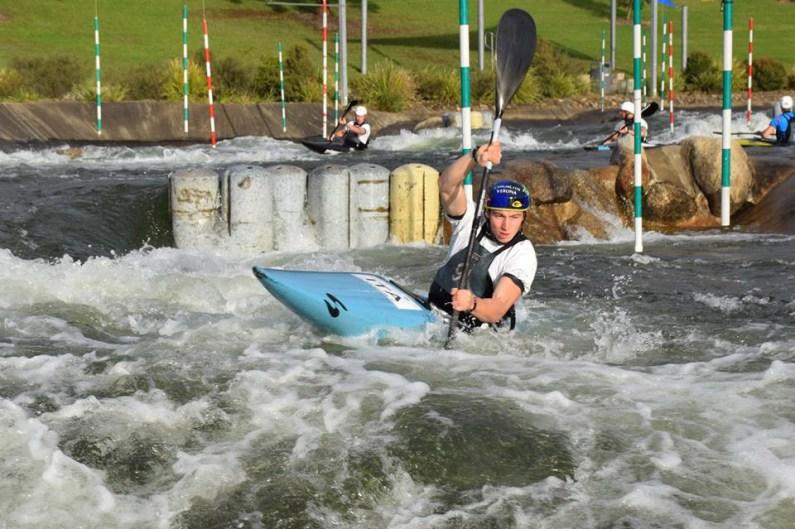 Australian Open Canoa slalom, ok Ivaldi, Molmenti e Horn