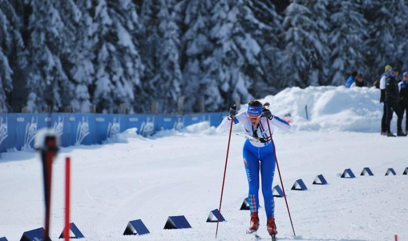 Sci-Orienteering: Stefania Corradini 4^ ai Mondiali Junior